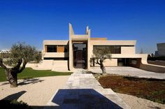 Three Level House In Madrid, Spain – A-cero