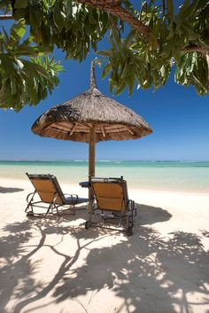 Mauritius - Perfect Beach Holiday Destination -I have to go here someday, just because of the name.