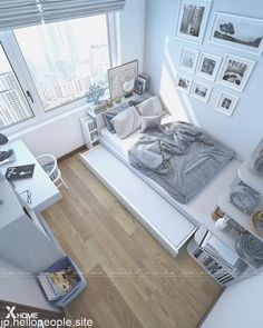 Simple room design is part of Small room bedroom -
