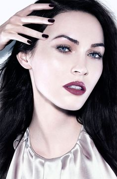 Megan Fox makeup inspiration