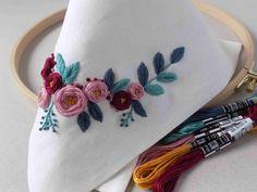 Napkins, Coin Purse, Embroidery, Purses, Handmade, Handbags, Needlepoint, Hand Made, Towels