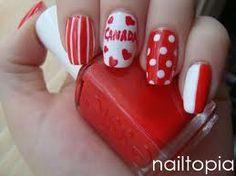 nail art Canadian