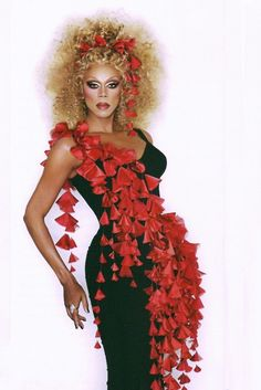 RuPaul. One of my fav gowns!!