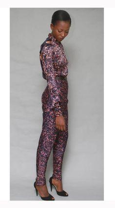 Maki Oh Fall 2012 Collection By Nigerian Fashion Designer Amaka Osakwe