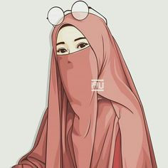 Hijab Drawing : - Hijab Combine Hijab hijab with niqab