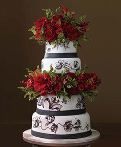 sylvia weinstock wedding cakes pictures | ... master chief cakes designs- Sylvia's art - Sylvia Weinstock - Zimbio