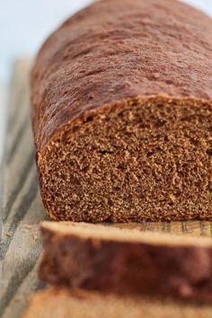 No Yeast Bread, Rye Bread, Healthy Bread Recipes, Healthy Breads, Rye Berries, Bigger Bolder Baking, Baking Cookbooks, Wheat Bread Recipe, Whole Wheat Bread