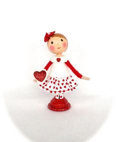 Hey, I found this really awesome Etsy listing at https://www.etsy.com/listing/176927470/clothespin-doll-valentine-girl-red-pink