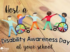 The Bender Bunch: Host a Disability Awareness Day at Your School!