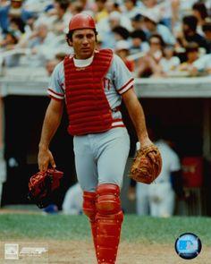 Johnny Bench - Catcher for Cincinnati Reds in the 70's