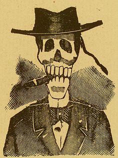 Jose Guadalupe Posada - Calavera Poncianista