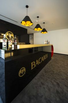 LGTM - Let's Go To the Moon @ Bacardi HQ
