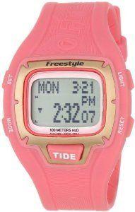#Freestyle Fs84950 Gromatide Classic Programmable  women watch #2dayslook #new #watch #nice  www.2dayslook.com