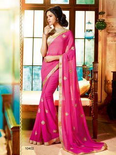 #Designer Sarees#Pink #Indian Wear #Desi Fashion#Natasha Couture#Indian Ethnic Wear