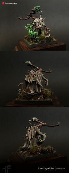 Skaven Plague Priest