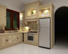 Design Interior Kitchen Set Minimalis   Поиск в Google