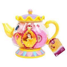 Storybook Living: teapots- Princess Belle teapot