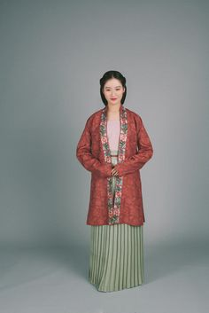 Compilation of Chinese hanfu.