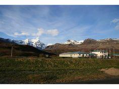 Hotel Skaftafell: Hotel by the glacier