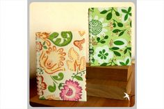 Handmade Notebook Set 4 by Smic Design Lab on hellopretty.co.za