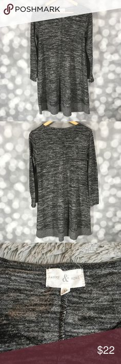 Thyme & Honey - Heather Gray Dress Size Medium Thyme & Honey Women's  Heather Gray Dress Size Medium  See photos for details and approximate measurements   Some pilling from normal wear, not excessive. thyme & honey Dresses