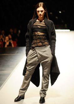 Esther Perbandt Fashion Show - Bilder