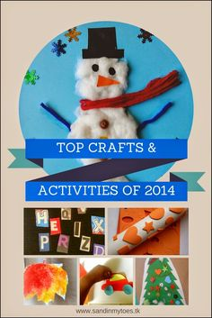 Top Crafts and Activities of 2014 | Sand In My Toes