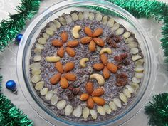 slaskie-makowki Beans, Vegetables, Food, Poppy, Kitchens, Christmas Meals, Christmas, Polish, Essen