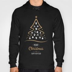Merry Christmas 2017 Hoody