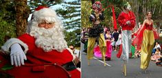 Christmas by the Sea Scarborough | Must Do Brisbane
