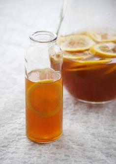 honey lemon iced tea1
