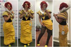 Transistor cosplay  Cosplayer: Miss Baltica