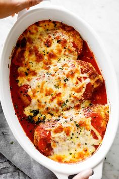 low carb chicken parmesan with a crispy keto coating tastes just like a classic parmigiana without the carb-loaded guilt! low carb chicken parmesan with a crispy keto coating tastes just like a classic parmigiana without the carb-loaded guilt! Low Carb Chicken Parmesan, Low Carb Chicken Recipes, Low Carb Recipes, Cooking Recipes, Keto Chicken, Pecan Chicken, Chicken Parmesan Sauce Recipe, Chicken Parmesean, Chicken Parmigiana