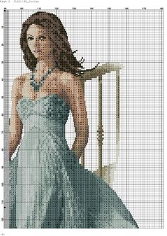 VK is the largest European social network with more than 100 million active users. Cross Stitch Angels, Counted Cross Stitch Patterns, John Clayton, Cross Stitching, Pretty Woman, Free Pattern, Strapless Dress, Aurora Sleeping Beauty, Photo Wall