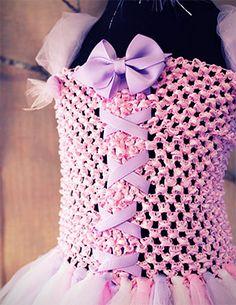 How to Make a Princess Tutu dress - The Hair Bow Company