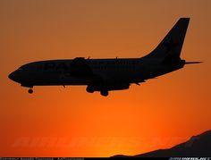 PAL - Principal Airlines Boeing 737-236/Adv  Santiago - Arturo Merino Benitez (Pudahuel) (SCL / SCEL) Chile, December 14, 2010