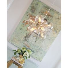 Tage - Pholc Decor, Interior Design, Inspiration, Sconces, Glass Vase, Glass, Interior, Light, Home Decor