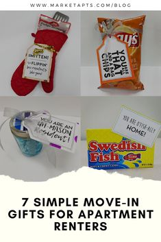 7 Simple Move-In Gifts for Apartment Renters To Increase Satisfaction Simple Gifts, Cool Gifts, First Apartment Gift, Resident Retention, Pun Gifts, Welcome Home Gifts, Moving Gifts, Realtor Gifts, Gifts For Boss