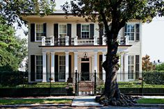 """The """"Forgotten"""" Architect Behind the South's Grandest Homes  - HouseBeautiful.com"""