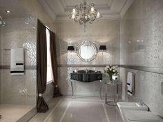 White-paste wall tiles / floor tiles SUPERNATURAL - FAP CERAMICHE