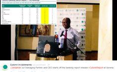 Equity bank dominates top Kenyan Banks according to the Cytonn Report rankings