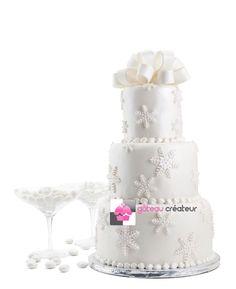 piece-montee-mariage-flocon-de-neige-wedding-cake.jpg (815×1000)