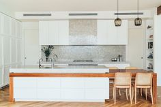 Mid-century and the Mediterranean inspire real Melbourne home - The Interiors Addict