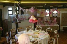 Comunion sala jade con mesa dulce en www.campoysol.es