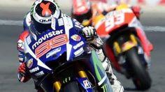 Jorge Lorenzo, tricampeón del mundo de MotoGP