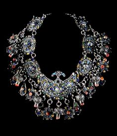 Ancien Collier Kabyle.
