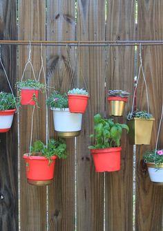 #diy hanging garden