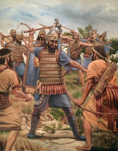 The Battle of the Ulai River (called in modern times the Kerkha or Karkheh River), also known as the Battle of Til-Tuba, in c. 653 BCE, was a battle between the invading Assyrians, under their king Ashurbanipal, and the kingdom of Elam, which was a Babylonian ally. The result was a decisive Assyrian victory.