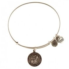 Saint Christopher Charm Bangle Come check out our selection of Alex and Ani @ Jim Kryshak Jewelers in Wausau, WI.