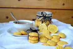 My Home Style: Citronové sušenky Cheese, House Styles, Fit, Shape